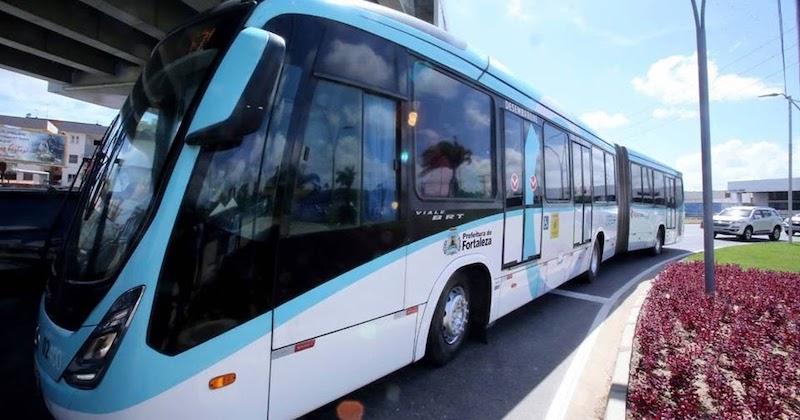 Transportes em Fortaleza são seguros? - Ônibus