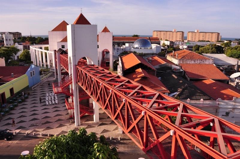 Centro Dragão do Mar em Fortaleza