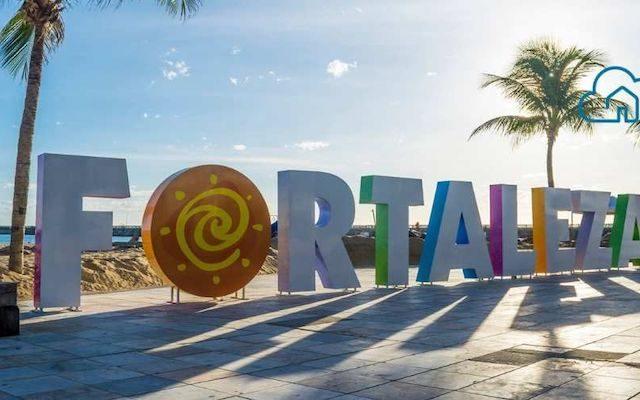 Como ir do aeroporto até o centro turístico de Fortaleza