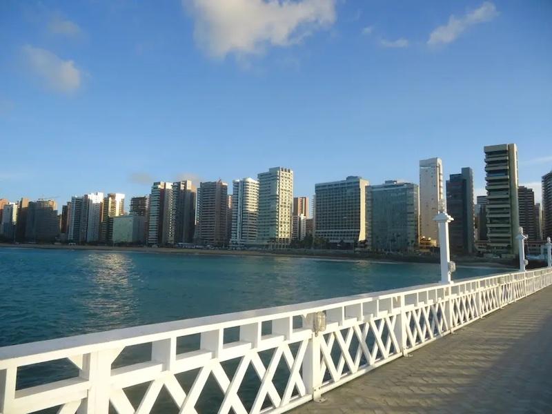 Ponte dos Ingleses em Fortaleza