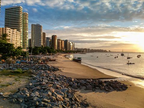 O que fazer em Fortaleza: Praia de Mucuripe
