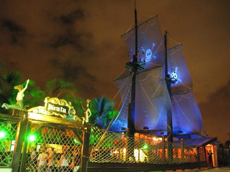 O que fazer à noite em Fortaleza: Pirata Bar