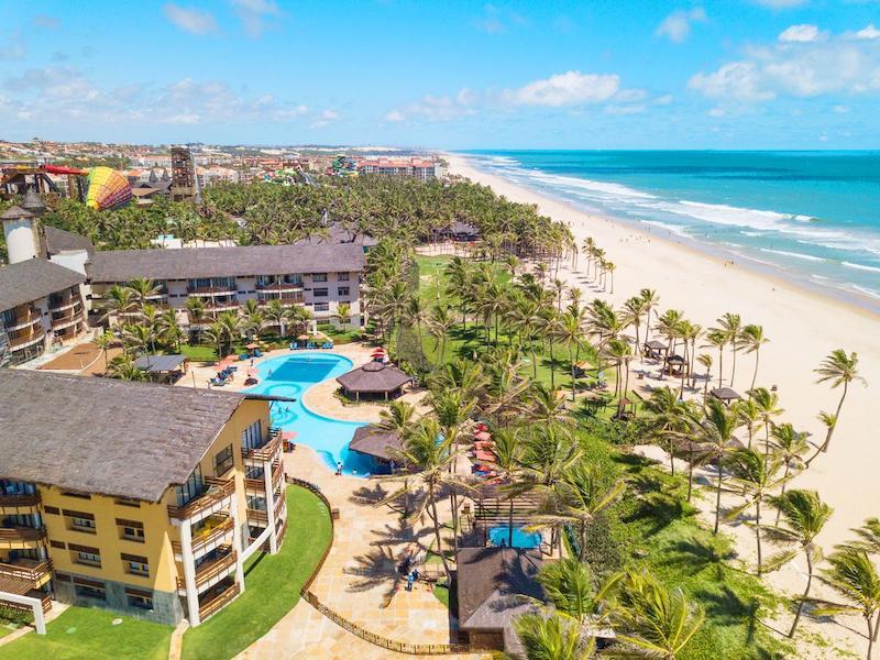 Hotéis all inclusive em Fortaleza