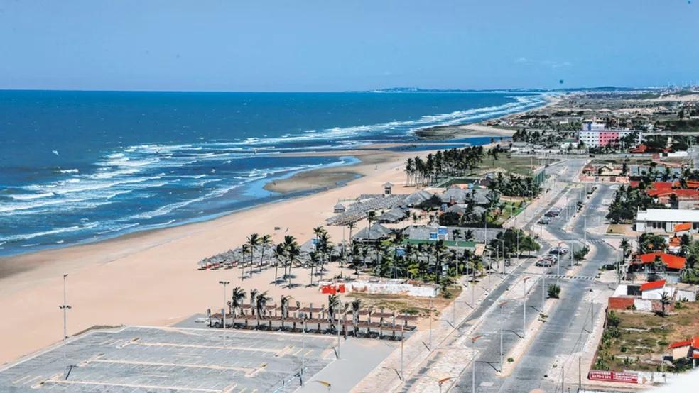 Roteiro de 4 dias em Fortaleza - Praia do Futuro