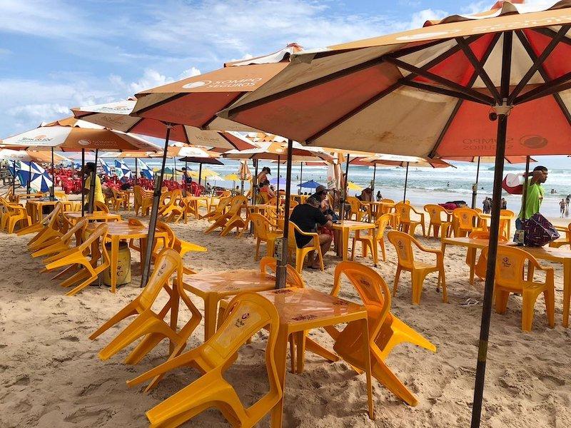 Quiosque em Fortaleza