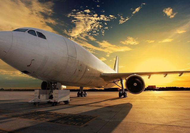 Tempo de avião até Fortaleza