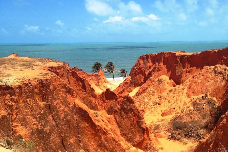 Praia Morro Branco